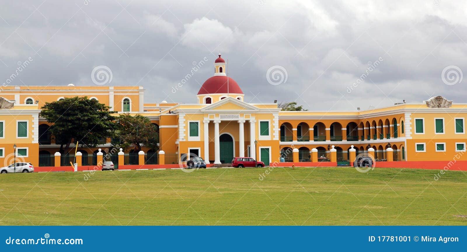 School van Kunsten in Puerto Rico