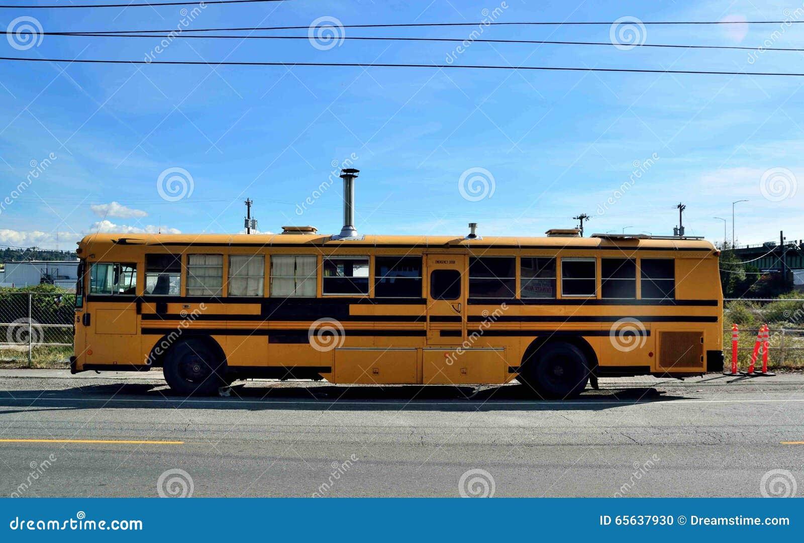 Schoolbus magique