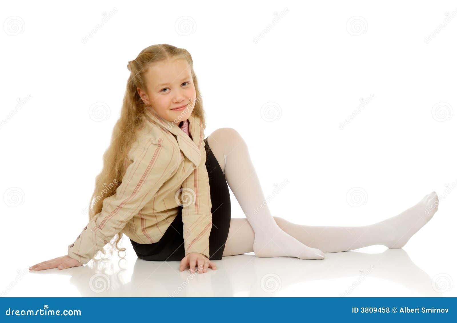 Schoolgirl Royalty Free Stock Photos Image 3809458