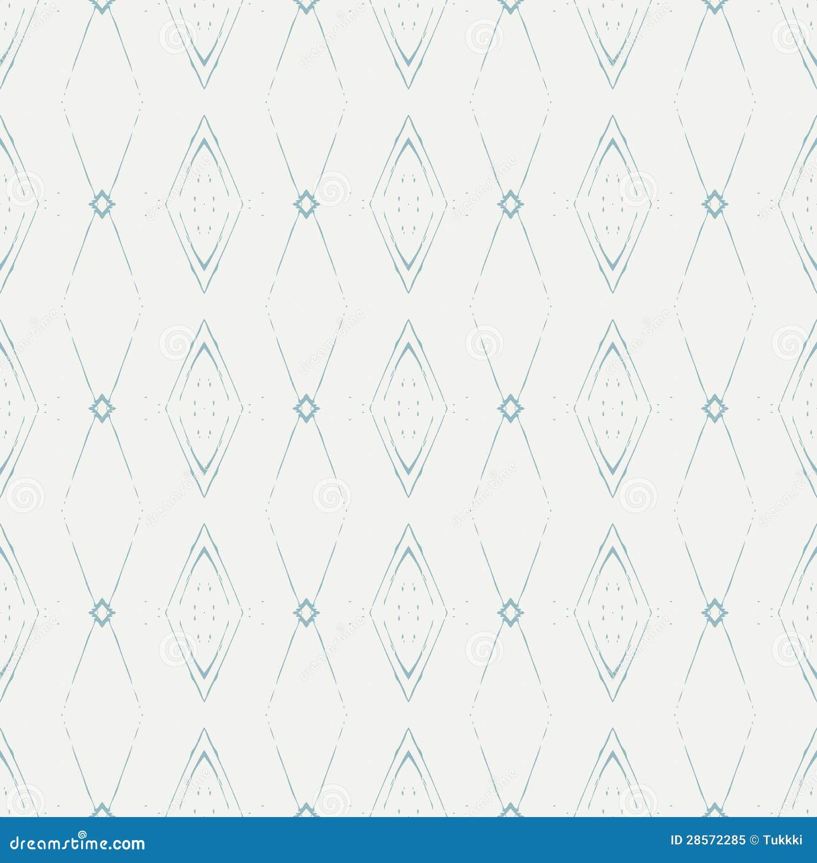 Schoon ontwerp, naadloos lineair vectorpatroon