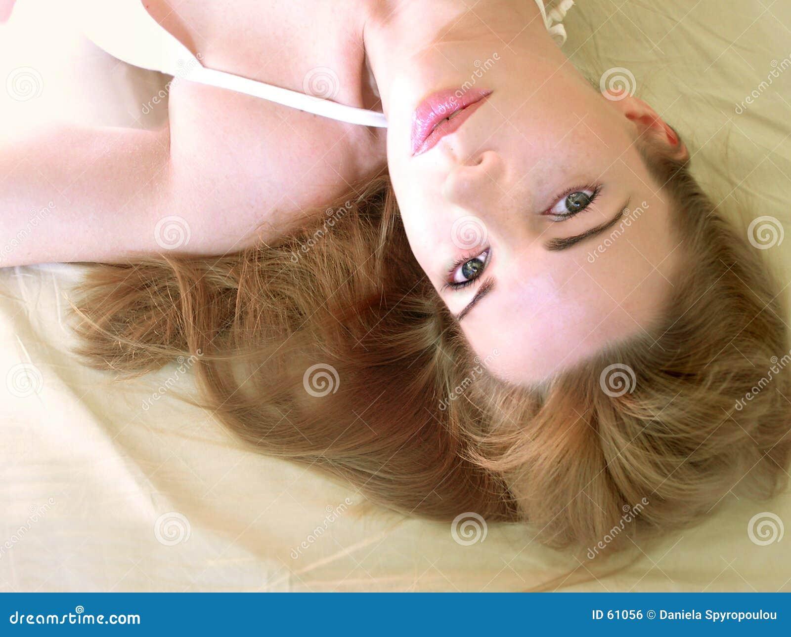 Schoonheid in bed