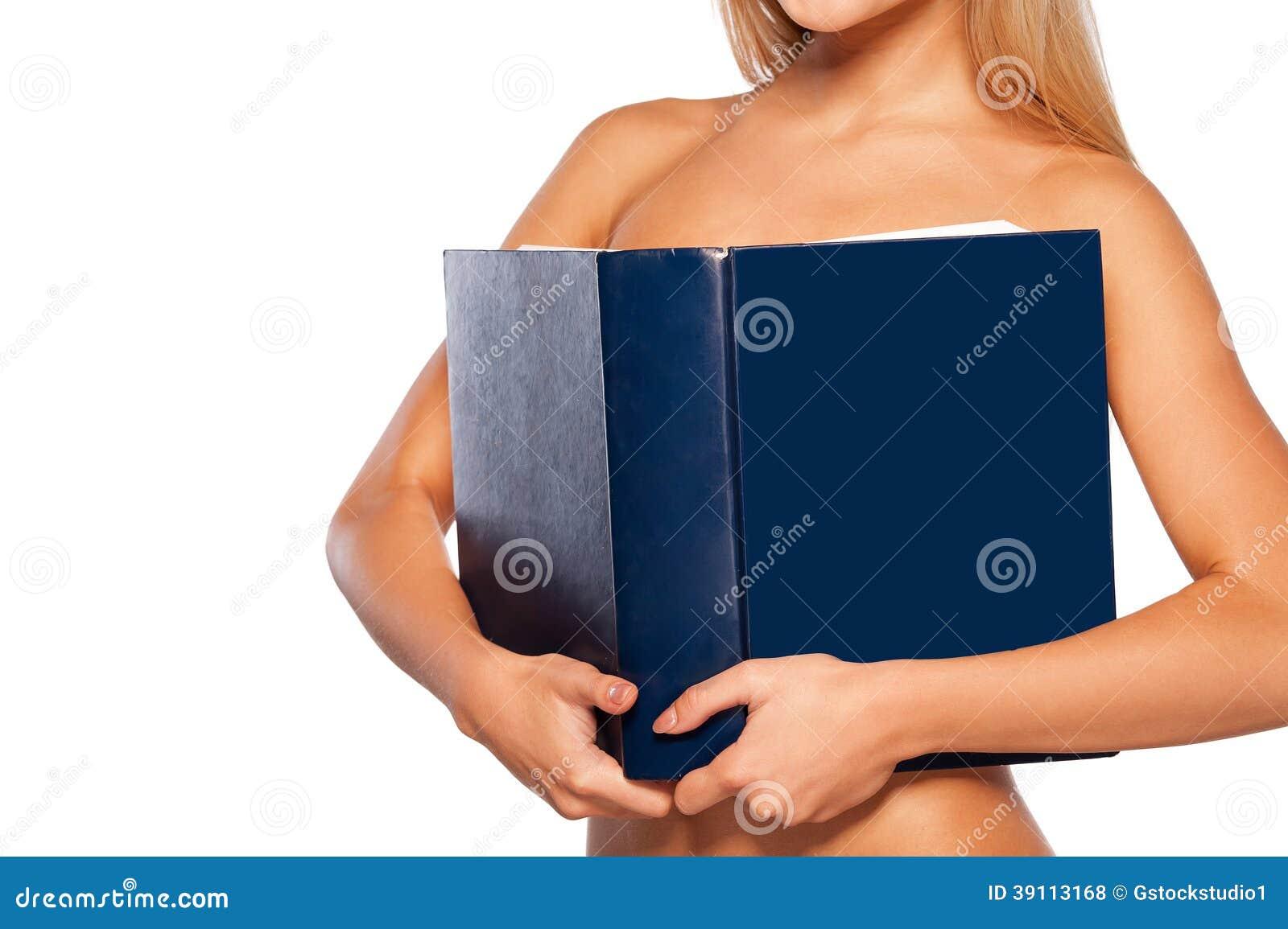 Schoonheid met boek.