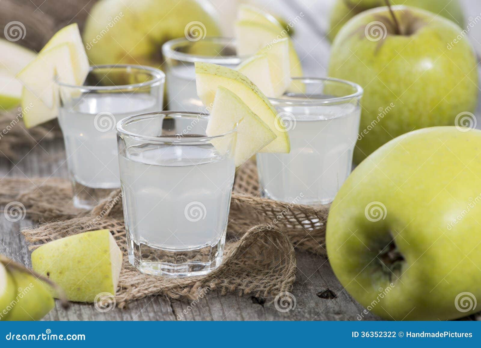 Schoten (Apple-Likeur)