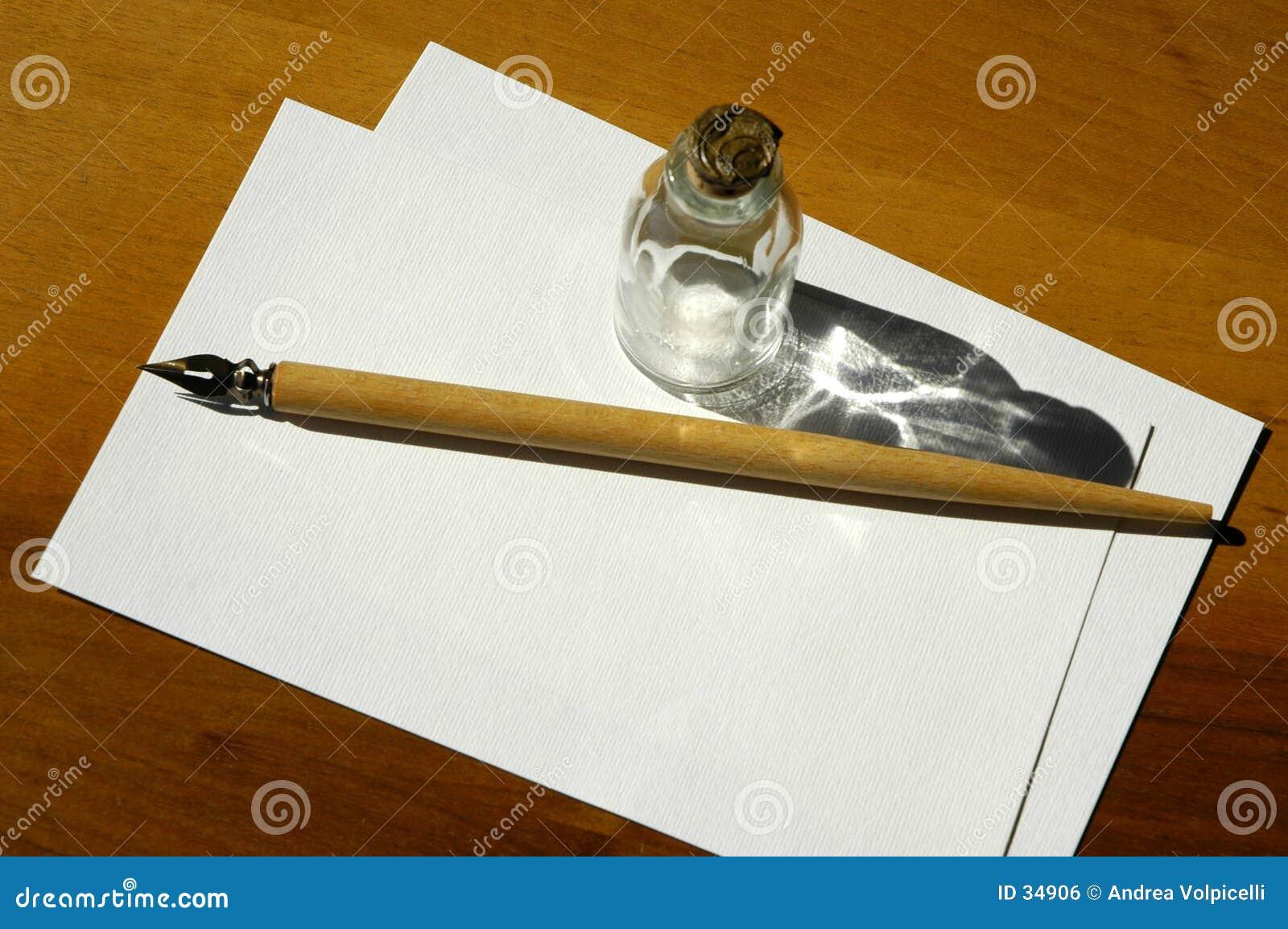 Schreiben des Sets