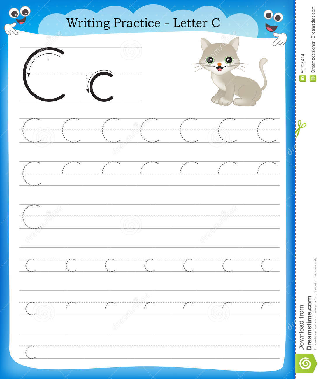 free printable alphabet worksheets a z