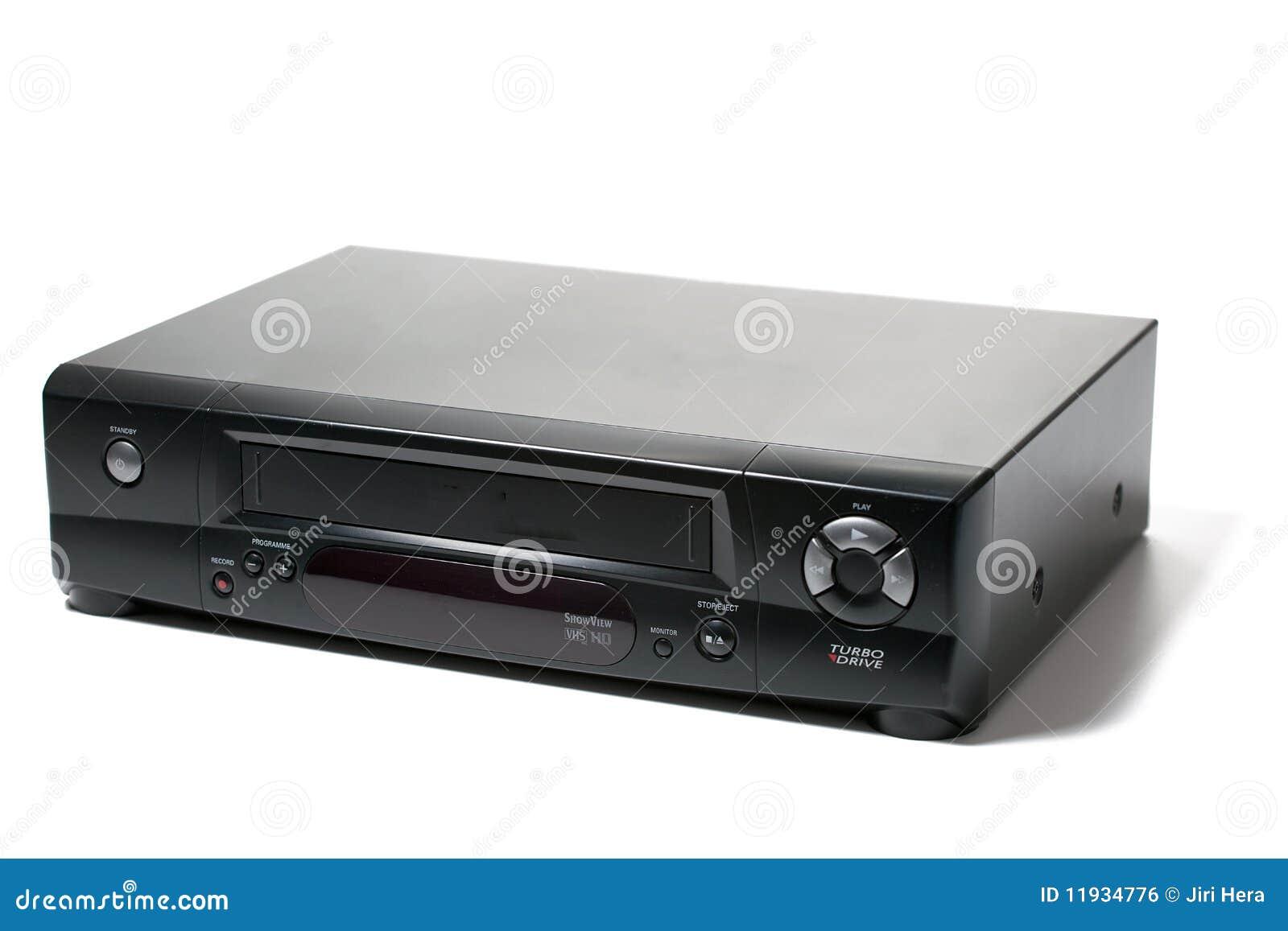 Schreiber der videokassette