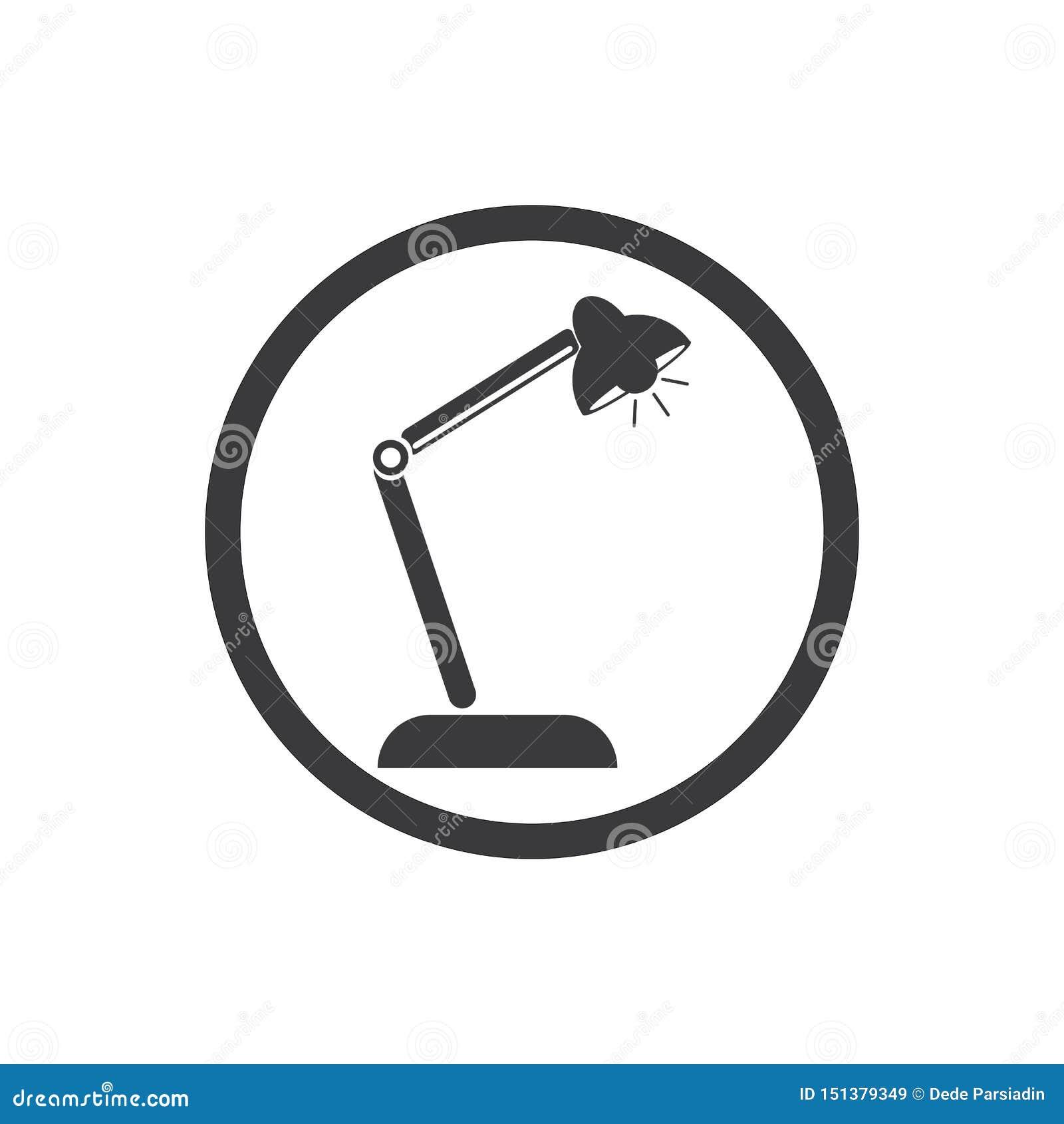 Schreibtisch Lamp