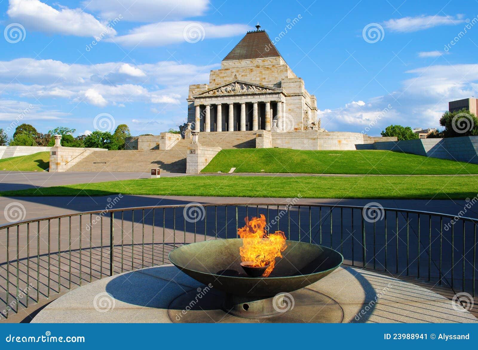 Schrein der Erinnerung Melbourne