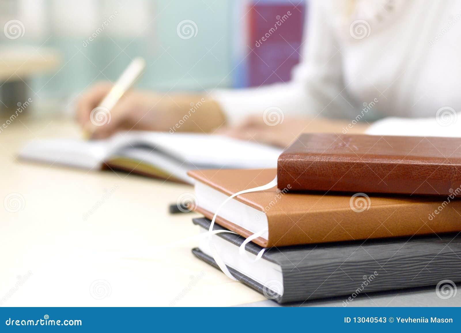 Schrijvende hand