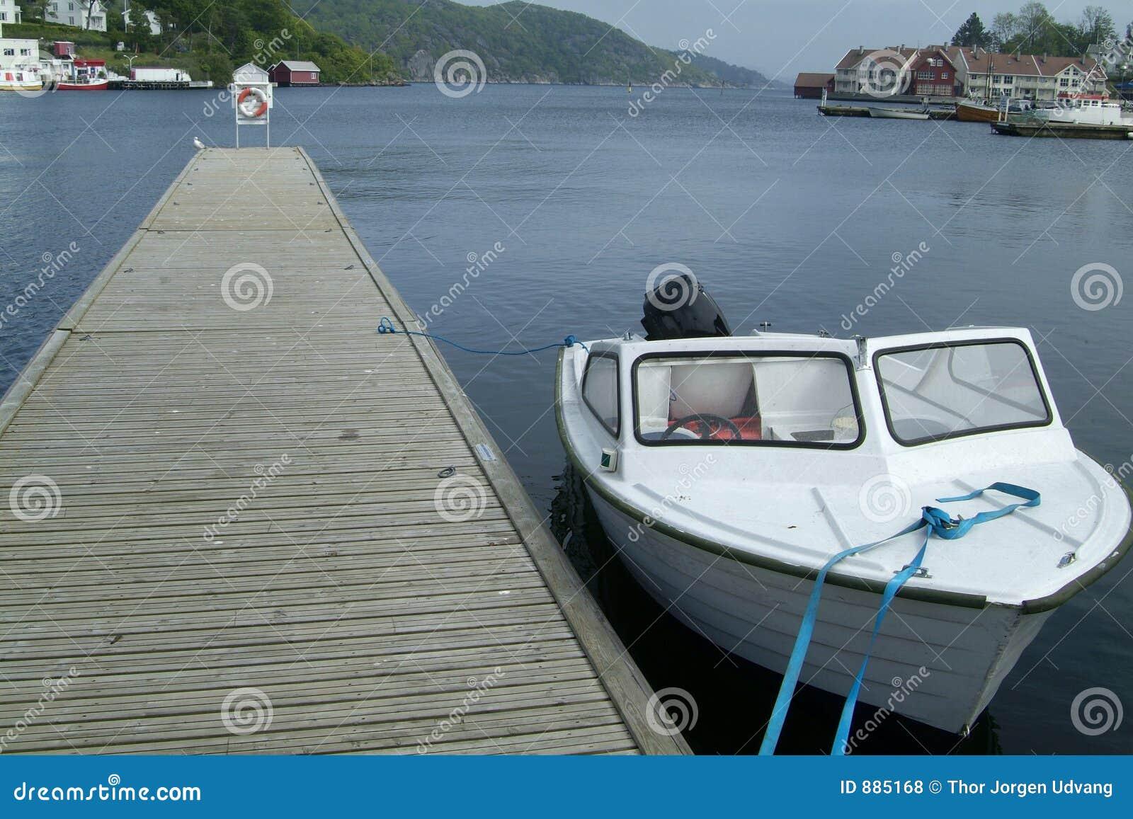 Schronienie łodzi