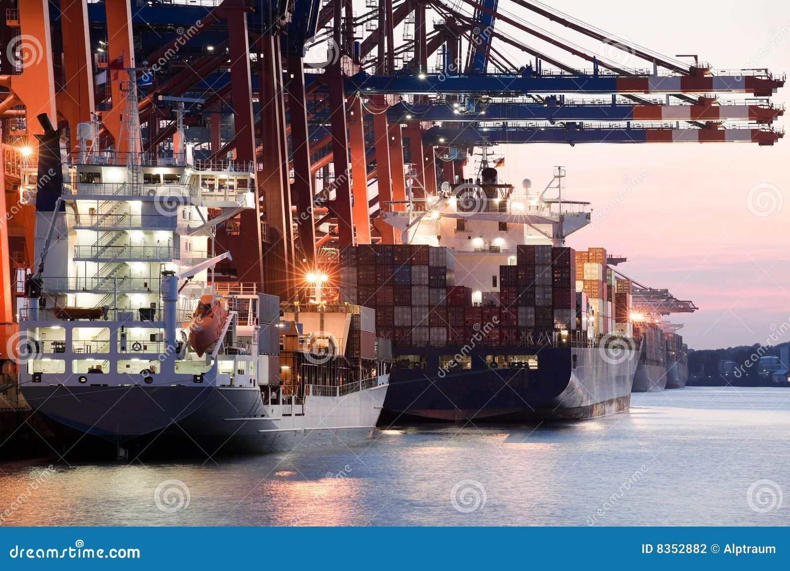 Schronienie statki