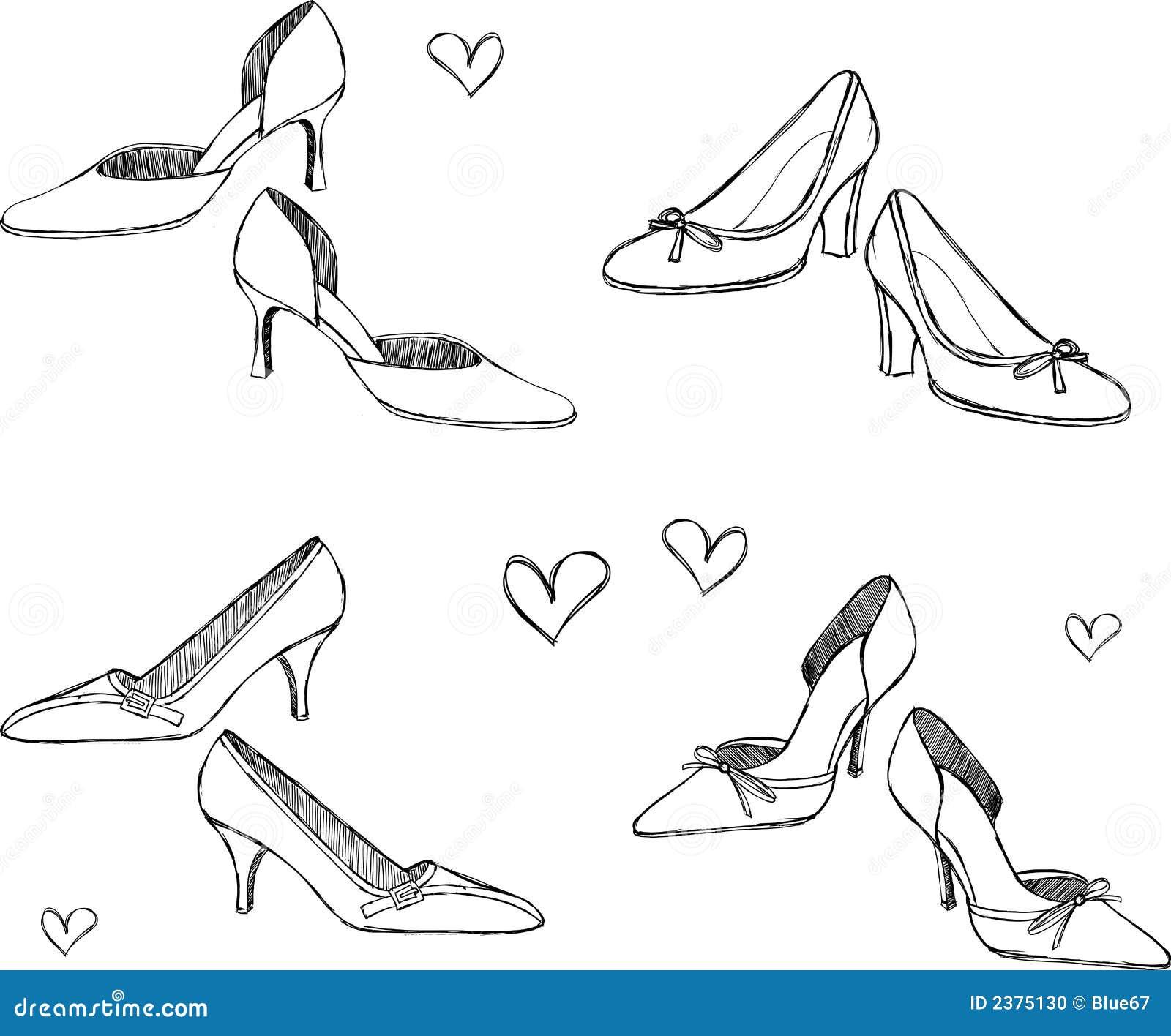 Schuh-Abbildung
