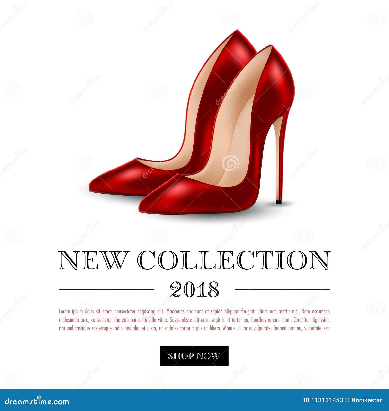 Schuhe des hohen Absatzes