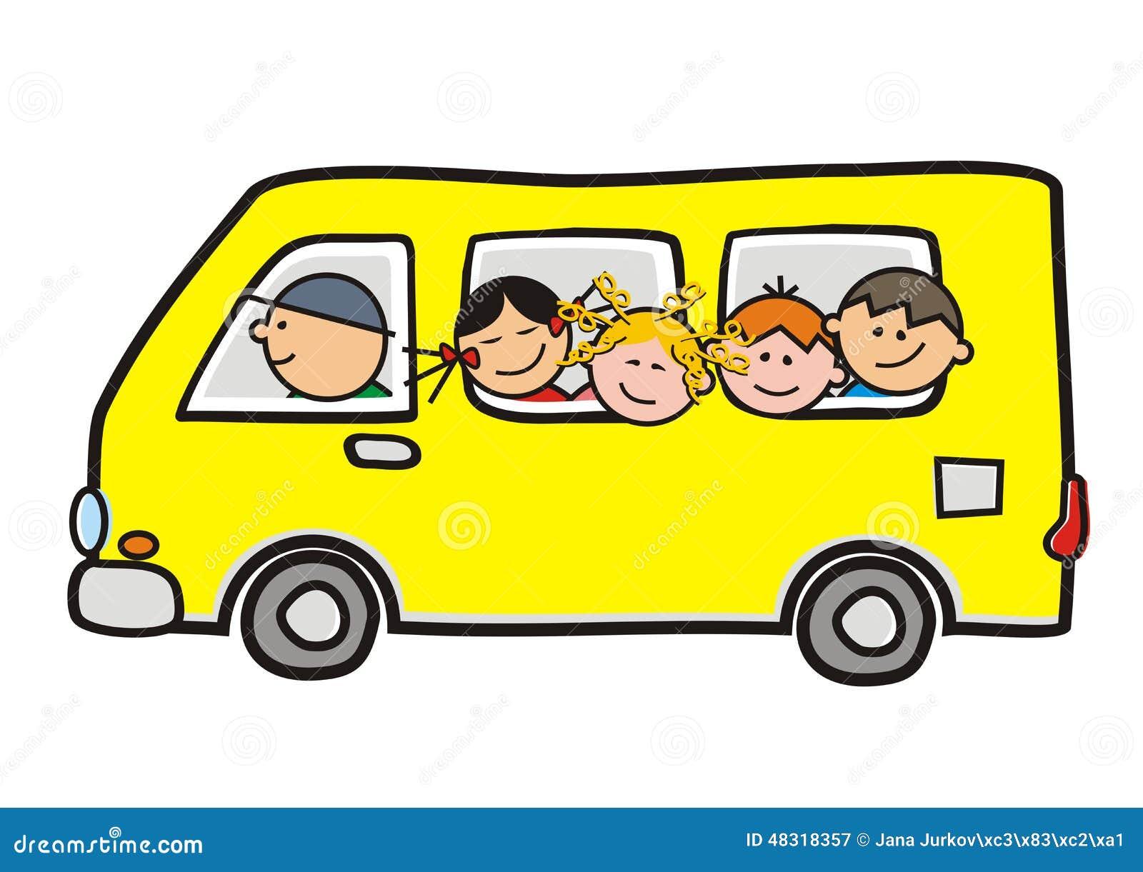 schulbus serie 1 vektor abbildung illustration von clip art of school bus driver laughing clip art of school bus stopping