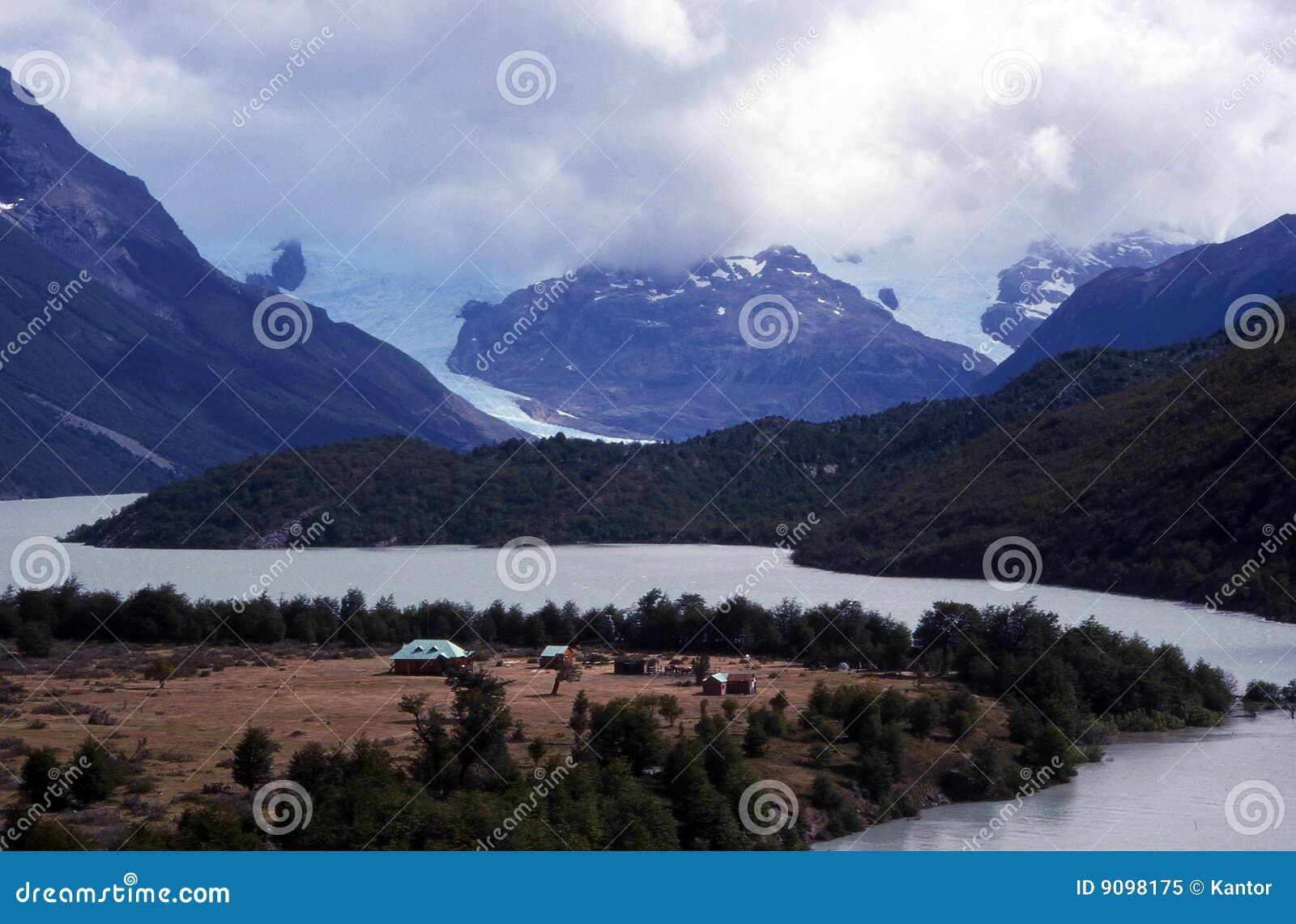 Schutz in den Bergen