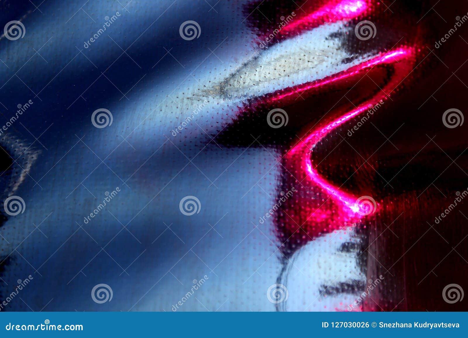 Schwarze Drapierungsbeschaffenheit mit rosa Glanz vom rauen ledernen Gewebe