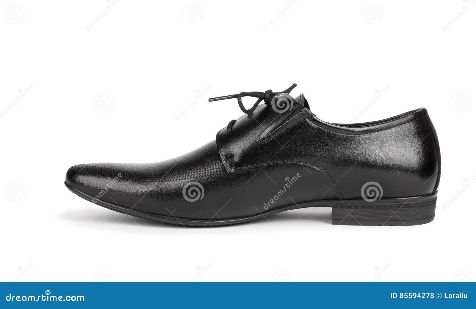 Schwarzer Schuh Für Damen Stockfoto und mehr Bilder von