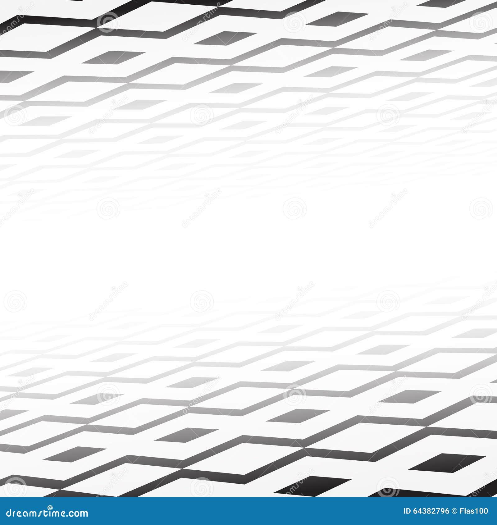 schwarze geometrische formfliesen raute mit vektor abbildung bild 64382796. Black Bedroom Furniture Sets. Home Design Ideas