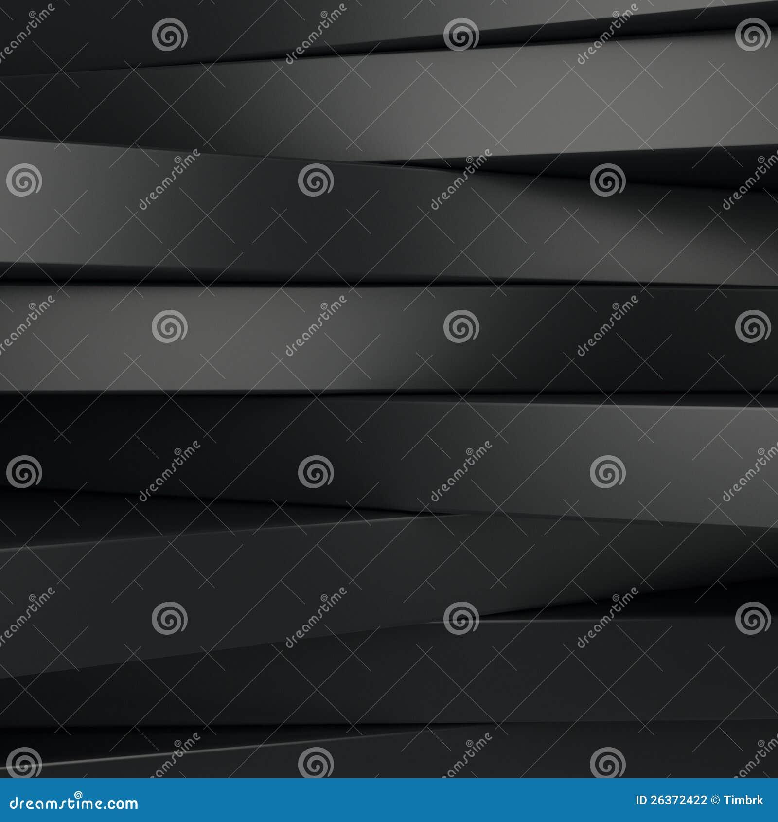 Schwarze Panels