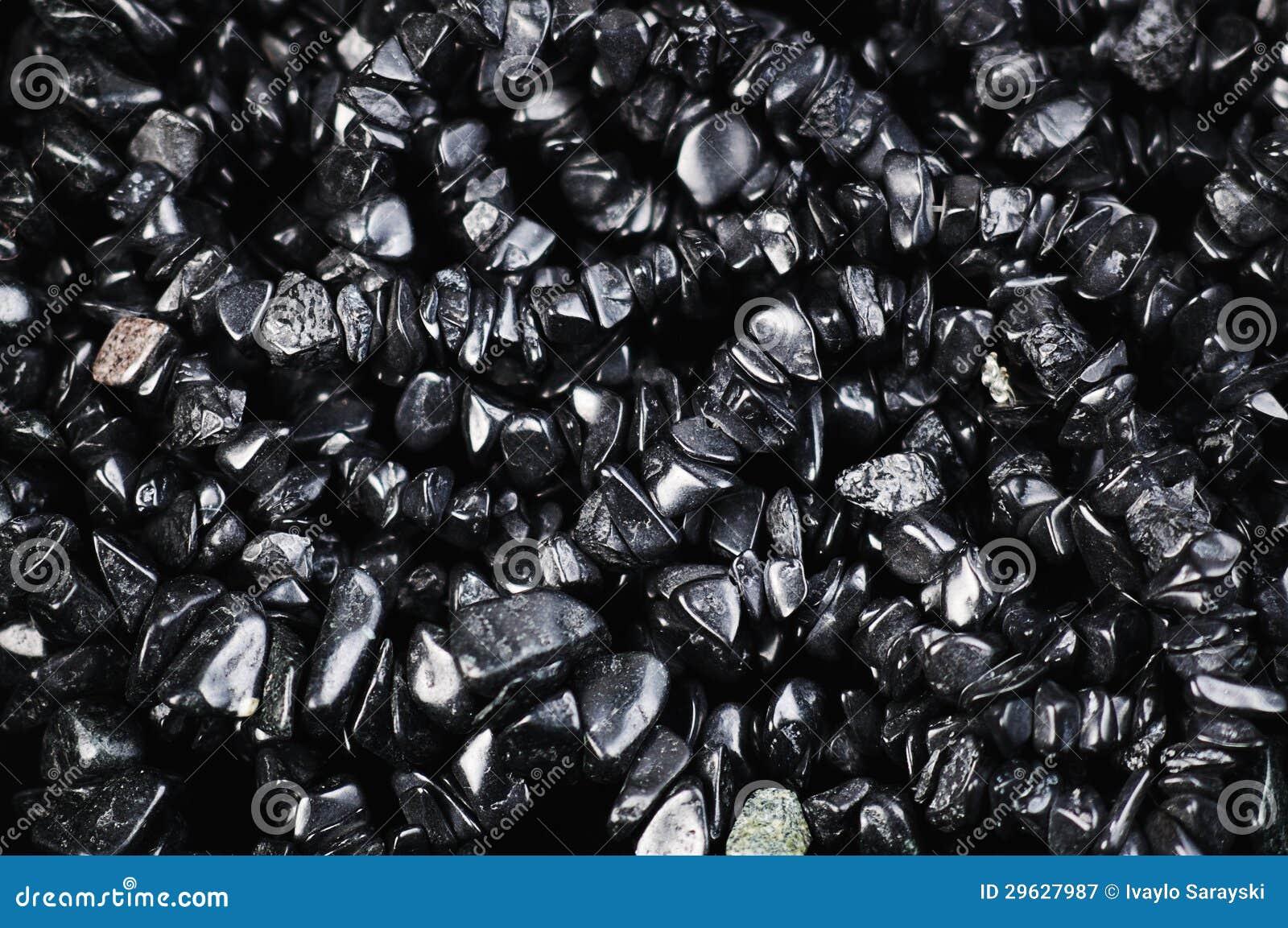 Schwarze steine lizenzfreie stockfotografie bild 29627987 for Schwarze steine deko