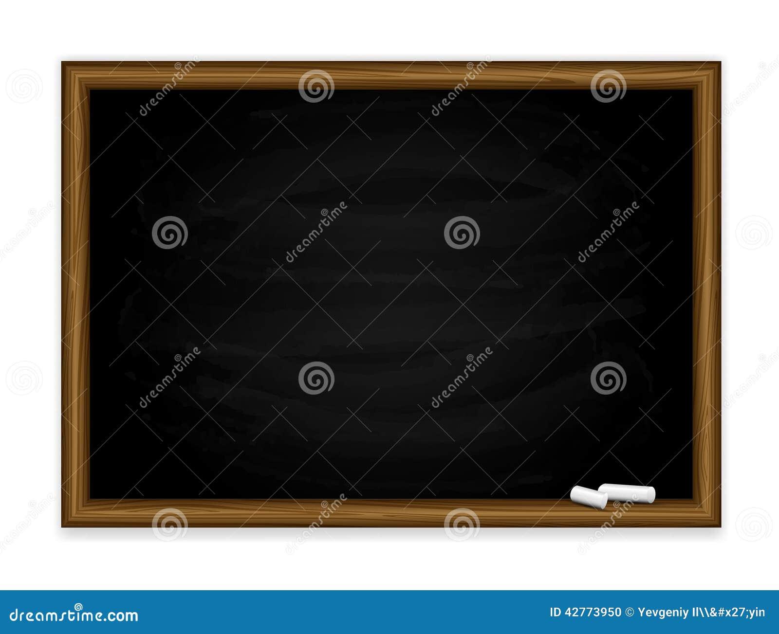 schwarze tafel vektor abbildung bild 42773950. Black Bedroom Furniture Sets. Home Design Ideas