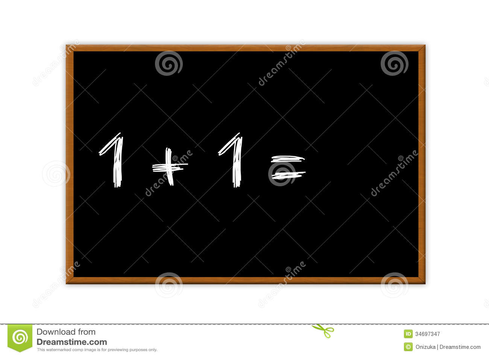 schwarze tafel mathe lizenzfreie stockfotografie bild. Black Bedroom Furniture Sets. Home Design Ideas