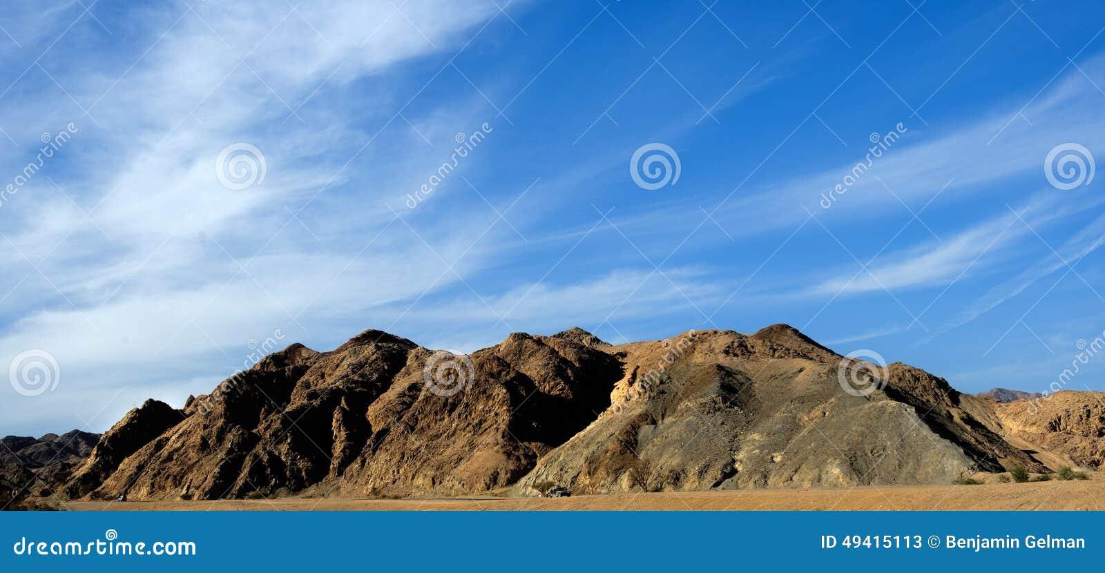 Download Schwarzer Berg stockbild. Bild von anstrich, rückseite - 49415113