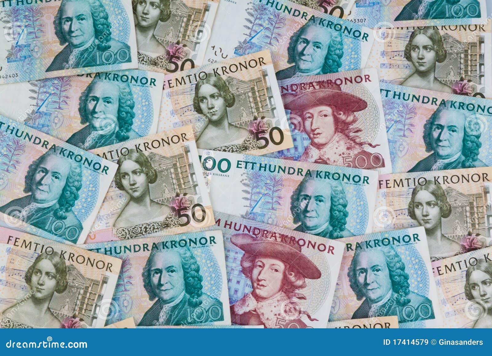 Bargeld In Schweden