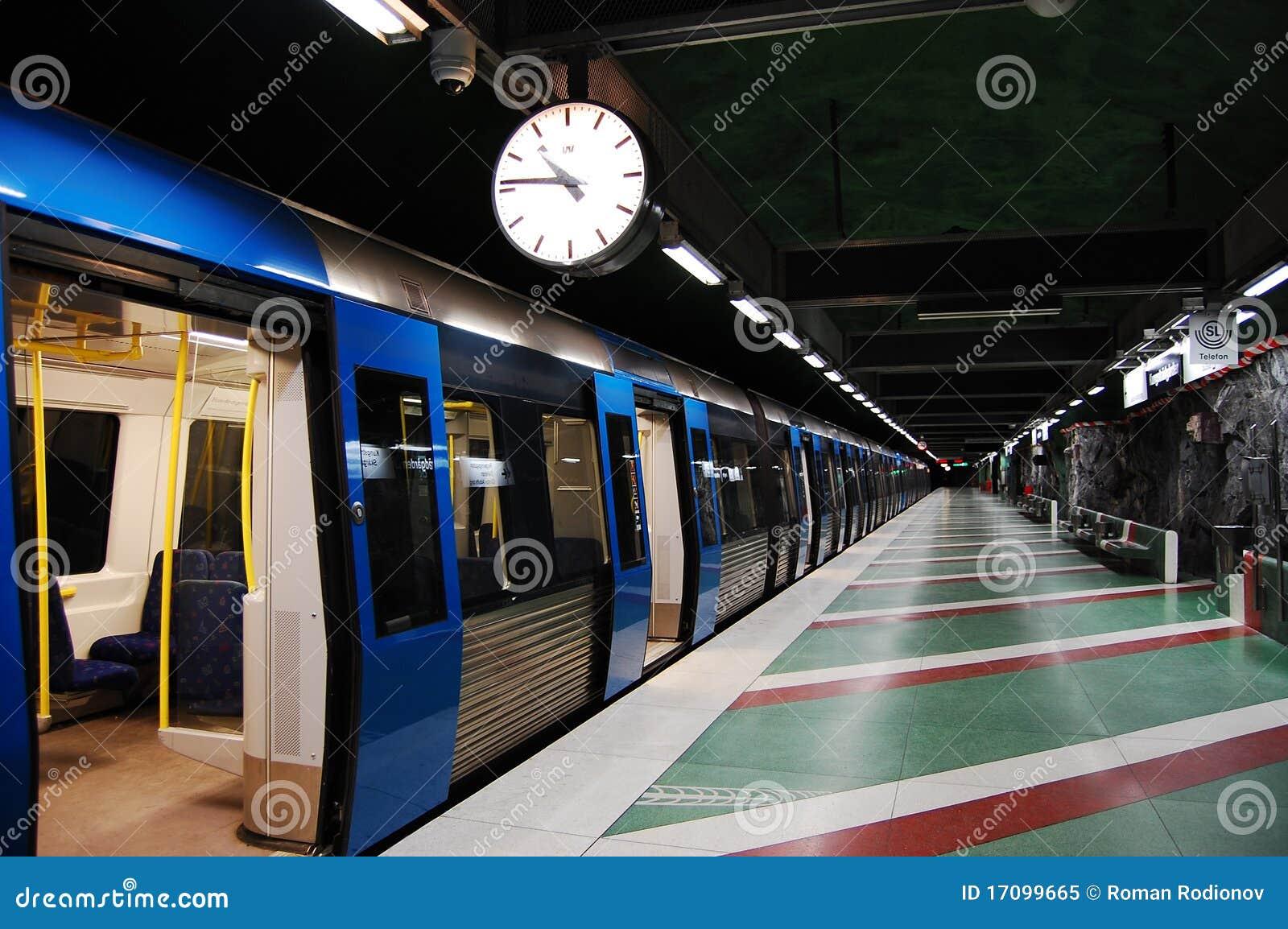 Schwedische Metro