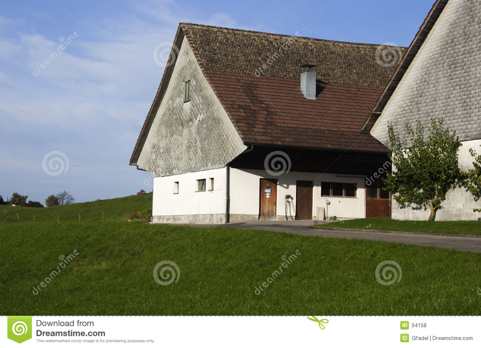 Schweizare för lantgård iii