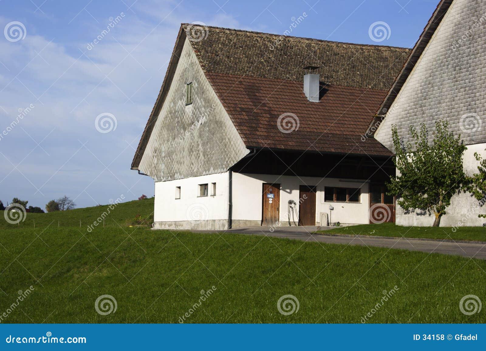 Schweizer Bauernhof III