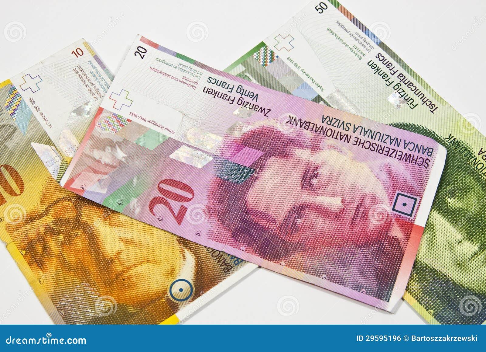 Schweizer Franken Kaufen