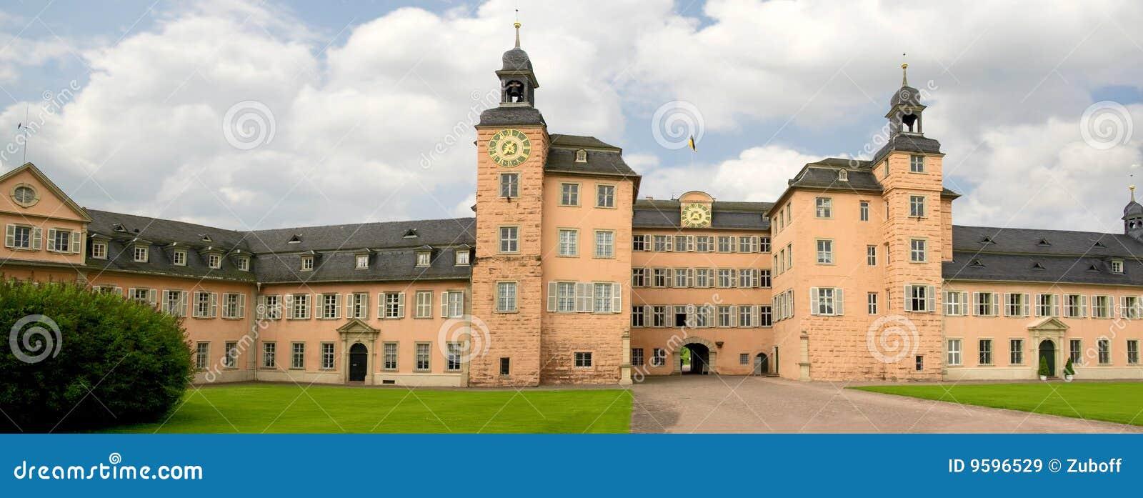 Schwetzingen Castle- Germany