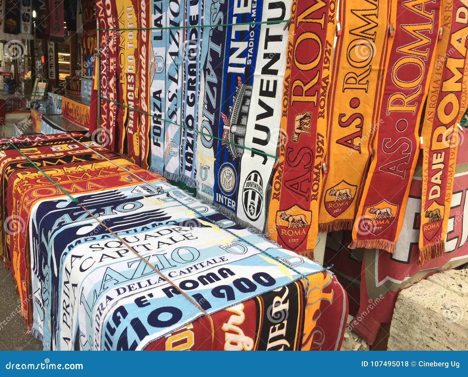 Sciarpe False Delle Squadre Di Football Americano Italiane ... cb2ea6742d49