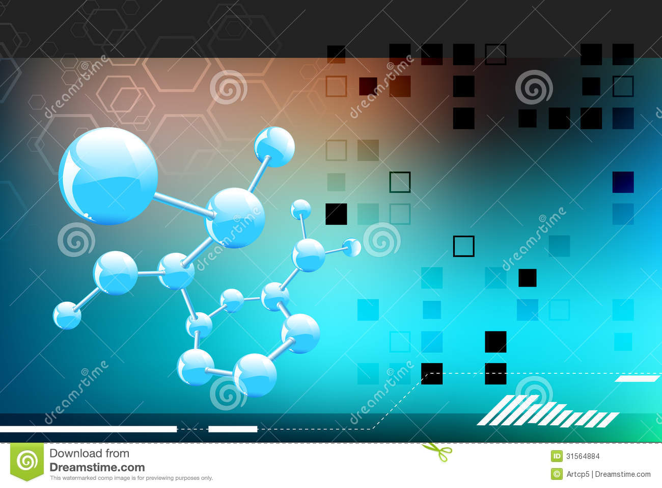 science background stock images image 31564884