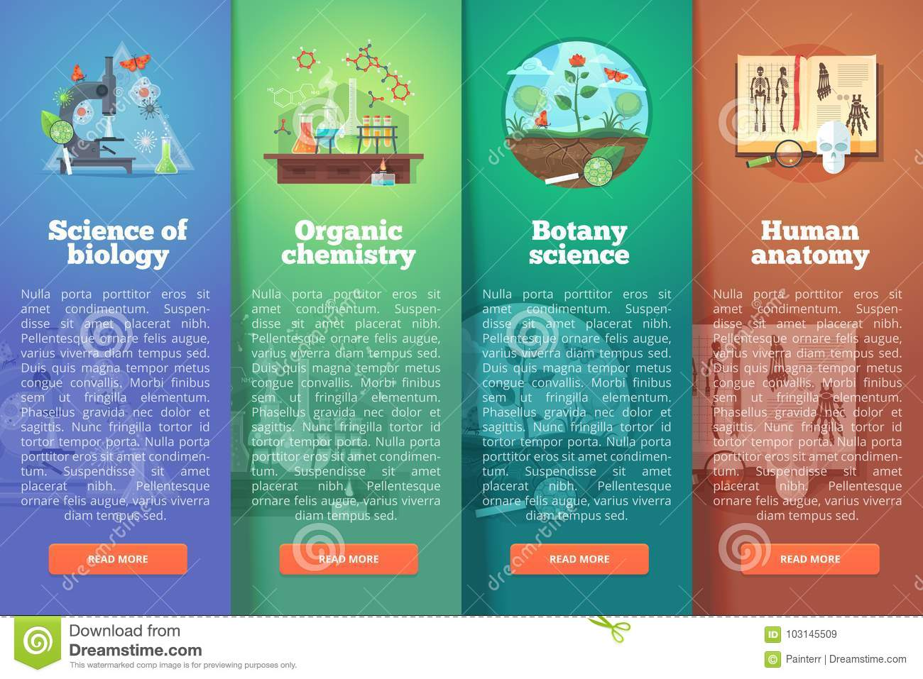 Science Of Biology Organic Chemistry Botany Study Human Anatomy