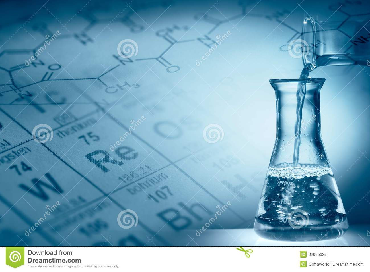 science concept royalty free stock photos
