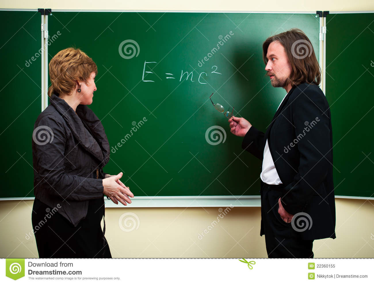 what is a discussion in science