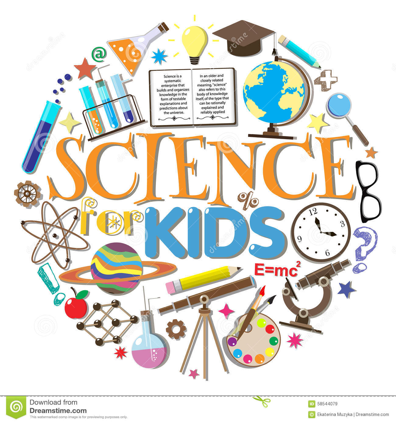 science fair background research paper examples