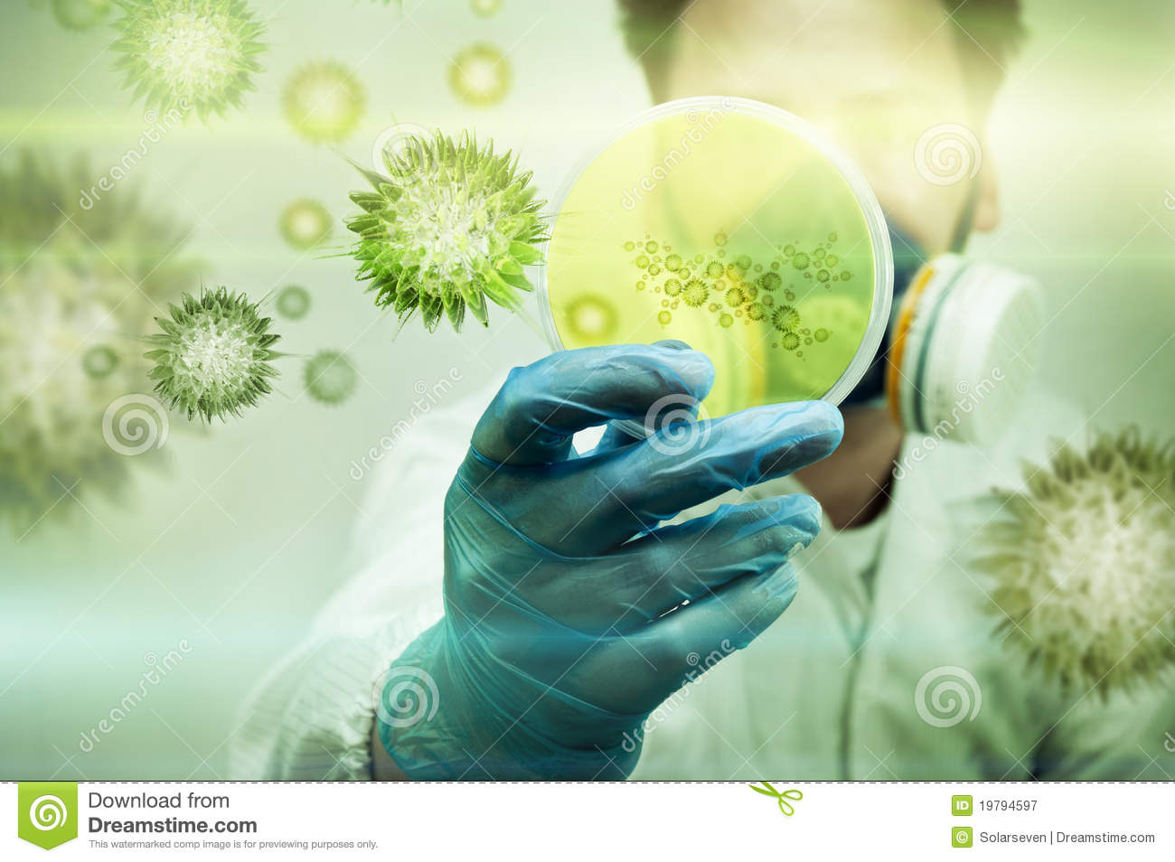 Science And Life Royalty Free Stock Photography - Image: 19794597
