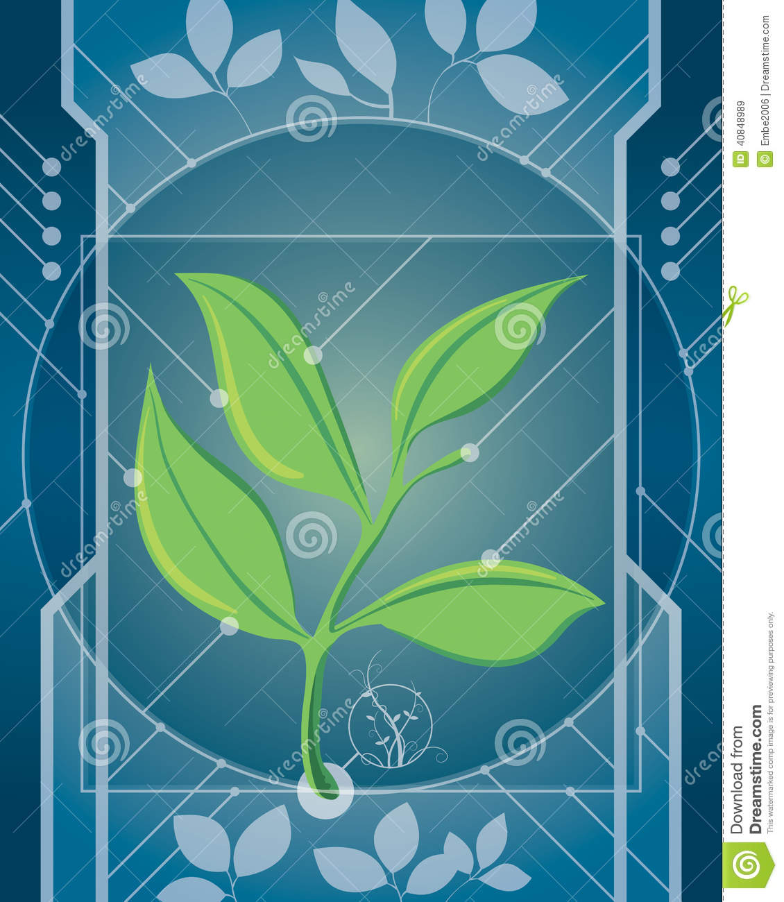 Science And Nature Stock Vector - Image ...
