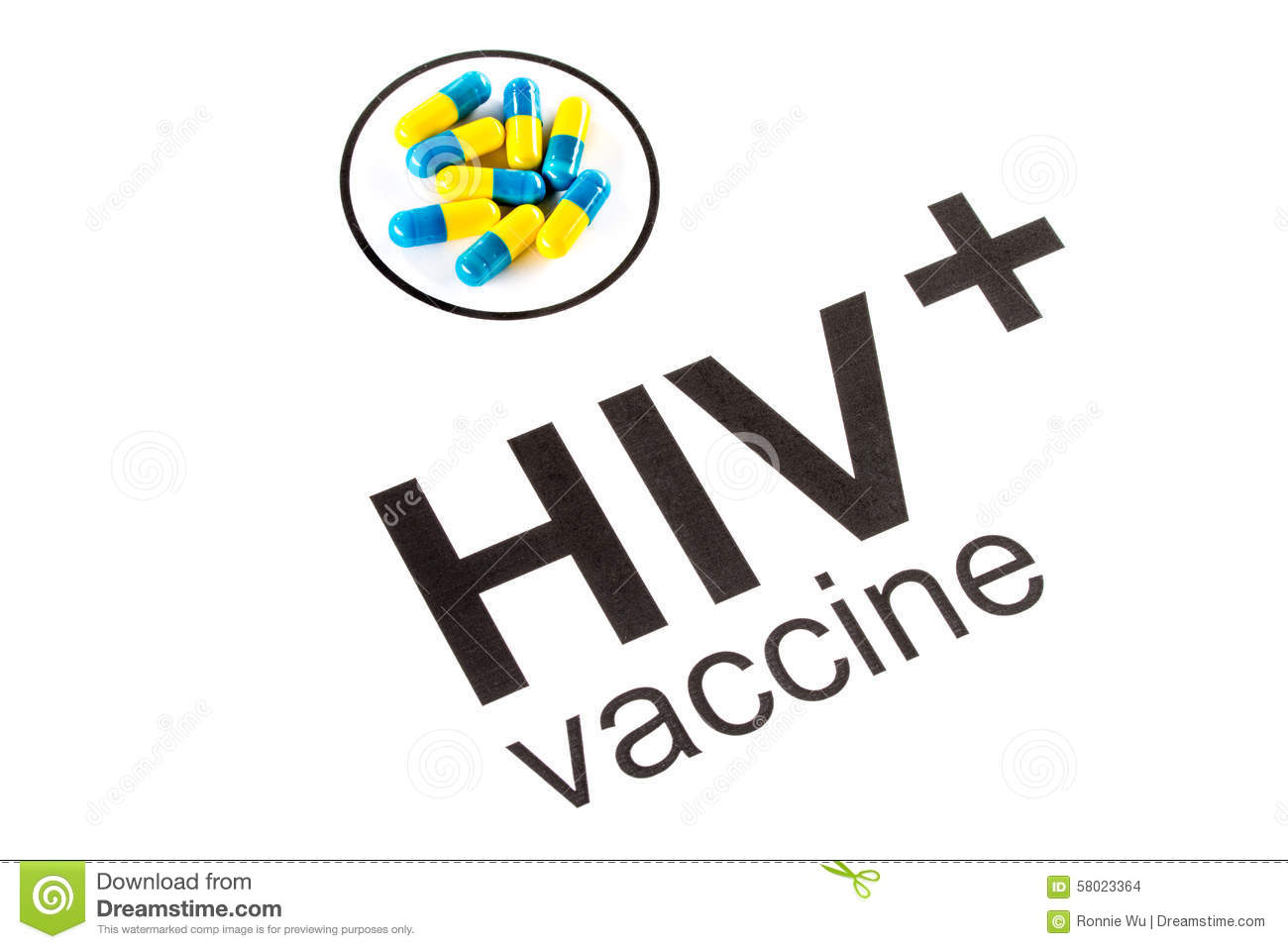 Science research by HIV Oral vaccine capsule, aids