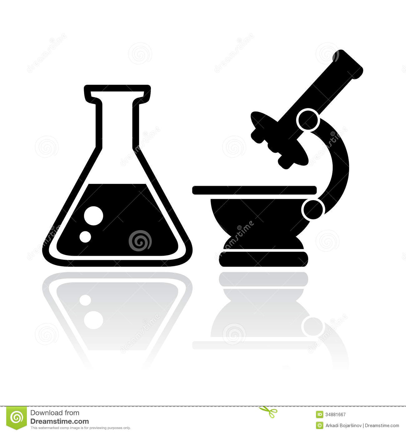 science vector icons stock vector illustration of label 34881667 rh dreamstime com free vector science symbols free vector science symbols