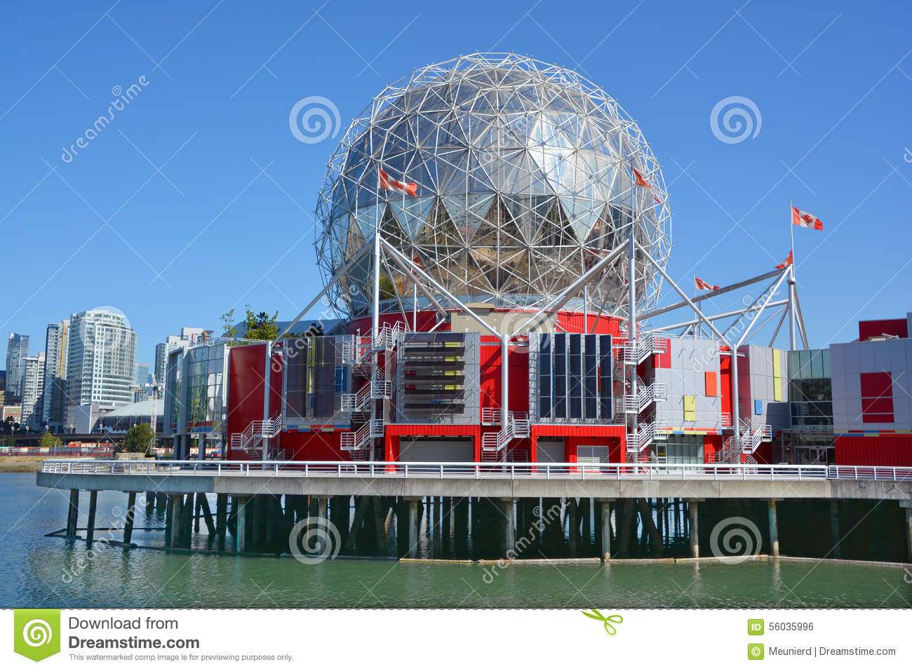 Science World Editorial Photo Image 56035996