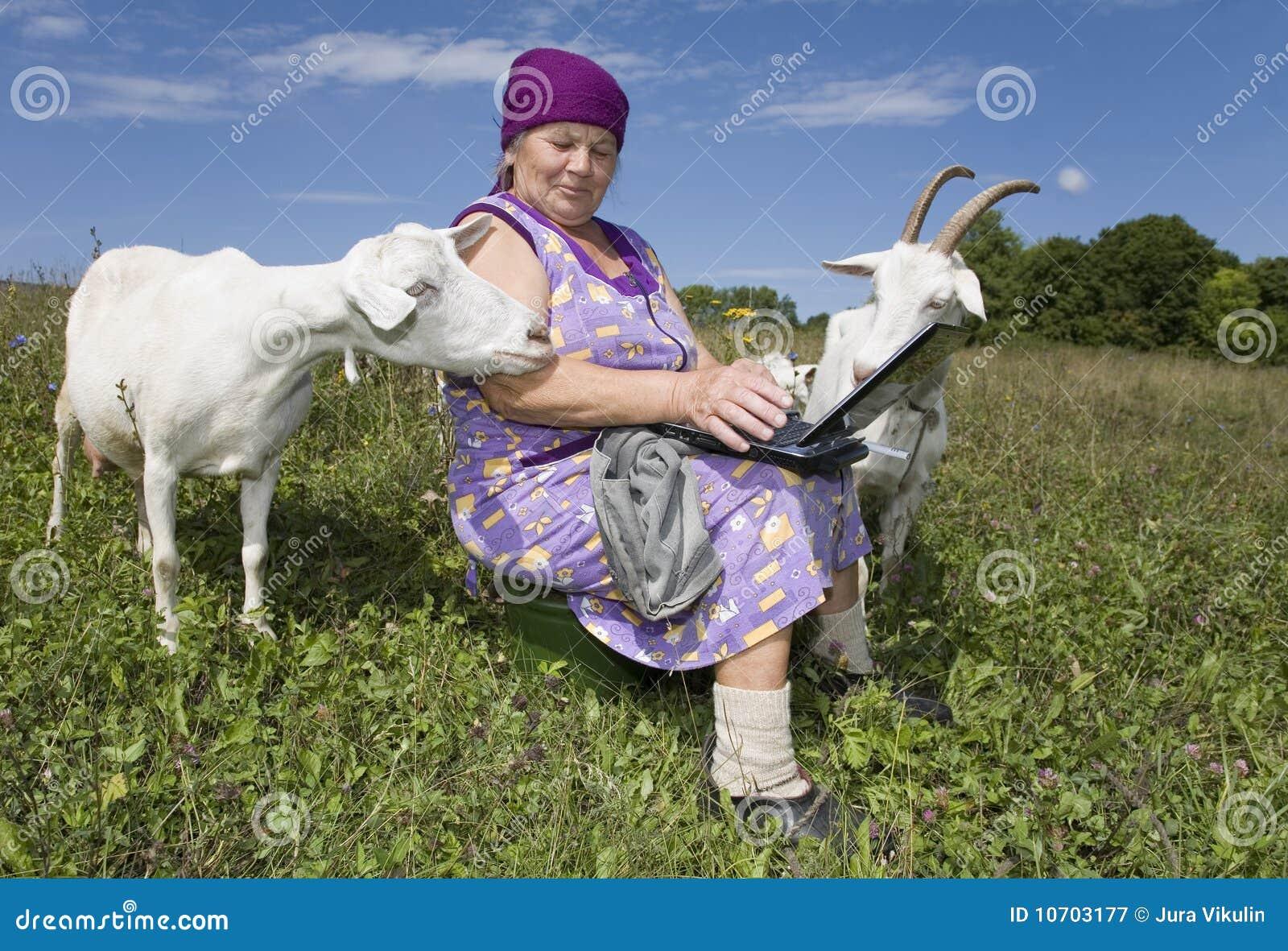 Интимные фото деревенских женщин