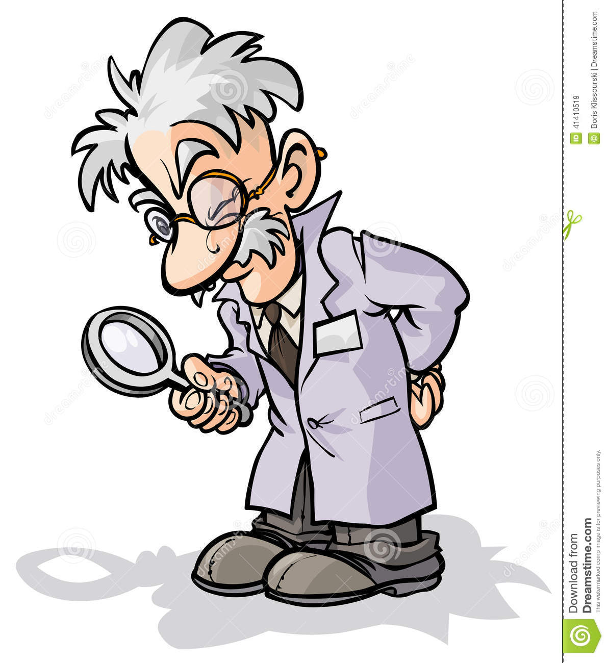 Electric Magnifying Glass