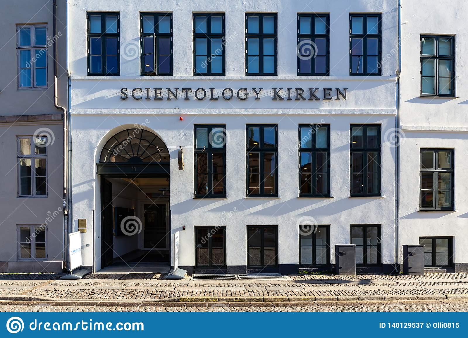 Kirchen Scientology