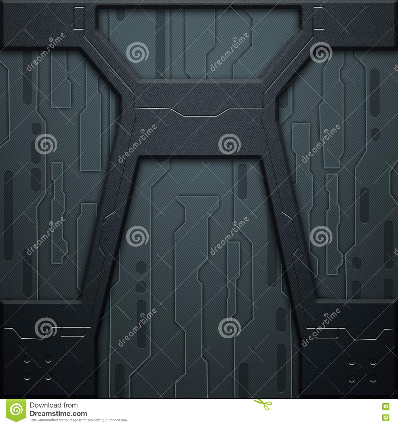 sci fi wall texture. Scifi Wall. Metal Background. Stock Illustration - Of Carbon, Geometric: 78938770 Sci Fi Wall Texture