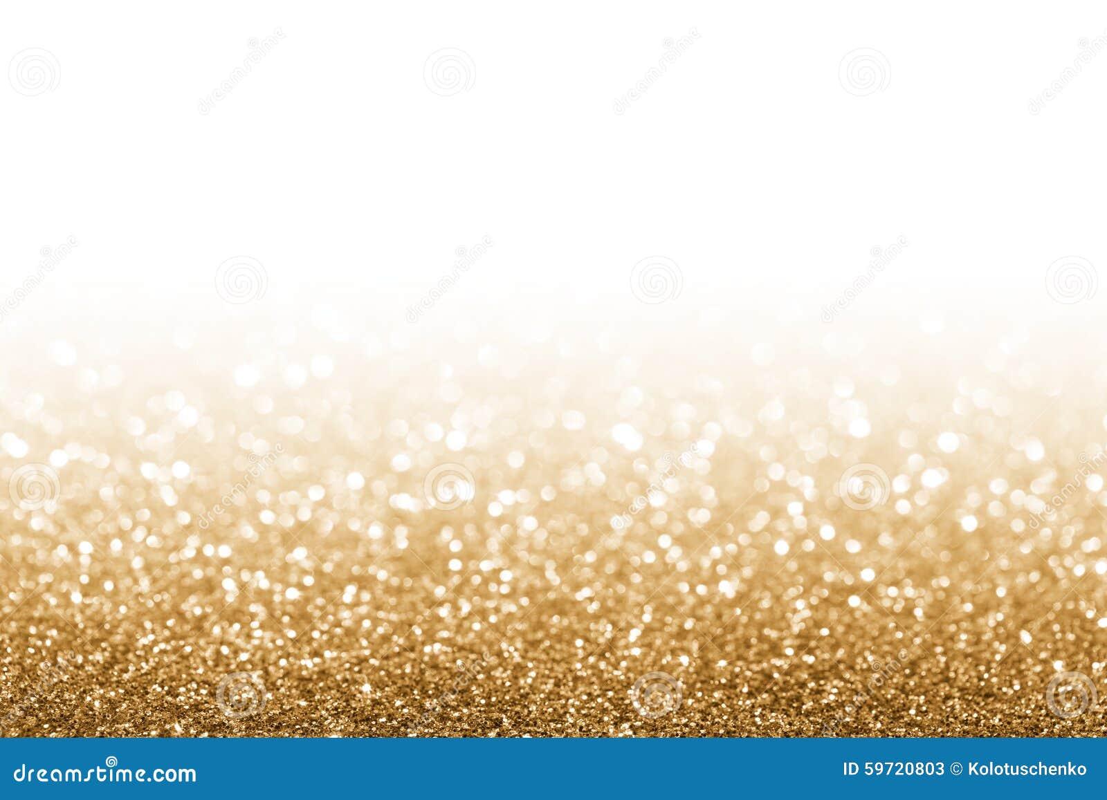 gold glitter wallpaper border