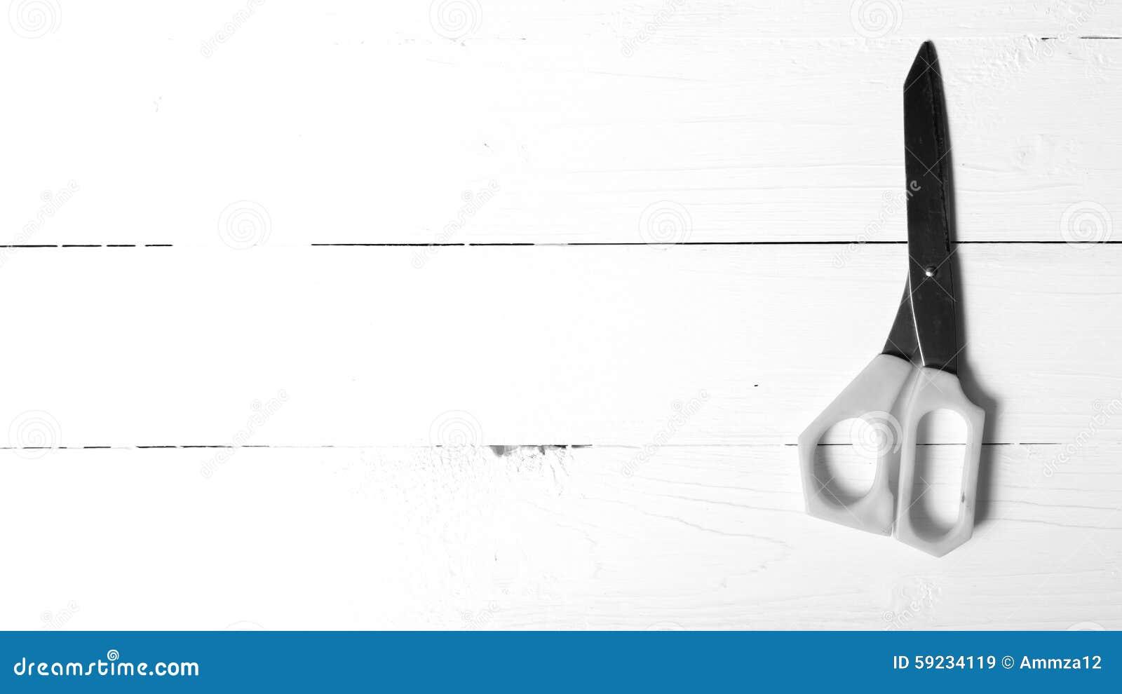 Download Scissors Estilo Blanco Y Negro Del Color De Tono Imagen de archivo - Imagen de arte, producto: 59234119